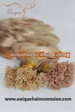 Italian glue v tip keratin bond hair extension