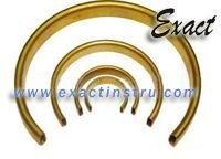 brass Bourdon Tube