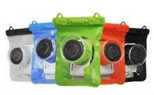 pvc waterproof camera bag for canoe kayak