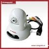 Mini Speed Dome Network Camera SP602 420TVL HD1+CIF dual-stream MPEG4 encoding