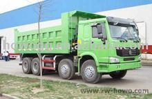 New 336HP SINOTRUK HOWO 8X4dump truck/ Tipper ( ZZ3317N3061/SOBA)