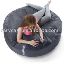 Round beanbag seat cushion