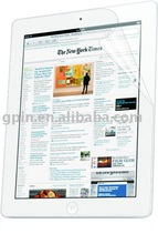 Screen Protector Cover and Cloth for Apple iPad 2 II