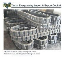 Rubber Track for YANMAR BOBCAT & KUBOTA