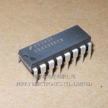 CD4538BCN Dual Precision Monostable IC