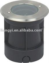 stainless steel cover aluminium lamp body in ground led lights 12v