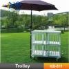 Pet Cart (Aluminum Dog Trolley)