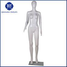 Fashion Designer White Stand Clothes Mannequin Female Doll