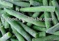 Haricots verts surgelés (certificats de BRC, de FDA)