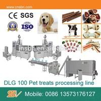 Hot Export dog snacks Pet treats making machine