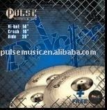 DC B20 Cymbal Set musical instruments