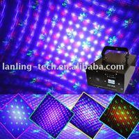 L6013RBG-Star galaxy light laser/ Rainbow laser light