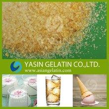 Edible Gelatin Flavoring For Beverage Clarifying Agent
