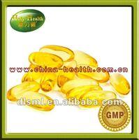 Halal certified refine fish oil softgel EPA/DHA 18/12 1000mg
