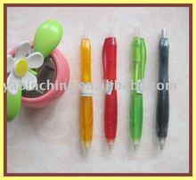 Distinctive pattern ball pen
