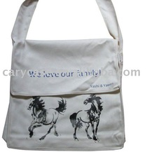 Promotional cotton canvas bag