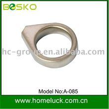 zinc alloy cabinet round furniture handle