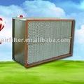 pliegues profundos hepa filtro desechable el filtro de aire