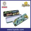 Tin stationery pencil box