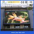 p10 1R1G1B led açık renkli ekran reklam panosu için