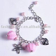 Korean fashion all-match Seashell Glass multilayer Bracelet