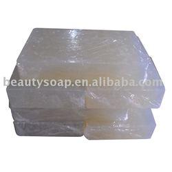 Melt and Pour Transparent Soap Base