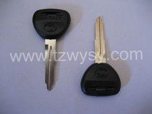 A267# transponder key shell for mitsubishi and key shell and car key blank