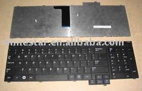 Teclado de substituição para laptop samsung NP-R730 R730 series