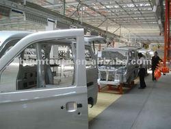 Bigmt 18 seats gasoline or diesel Van Assembly Line