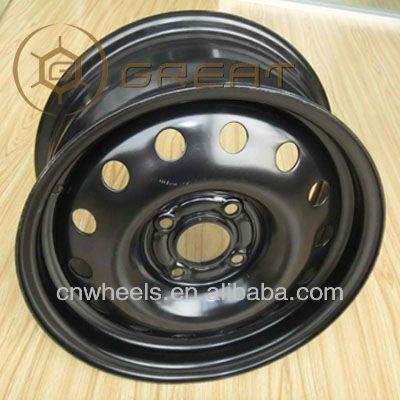 15x6J snow steel wheel