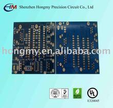 Matt Blue 4 layers PCB board for power amplifier