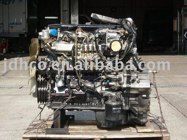 4HG1 4HF1 4HL1 4HK1 ENGINE PART ISUZU DIESEL ENGINE NQR75