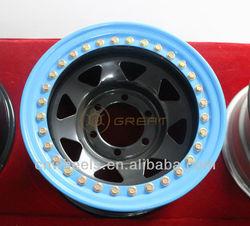 17x6.5J snow steel wheel