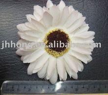 2inch small daisy flower with hair clip/hair pin/hair flower