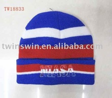 fashion acrylic winter children cap