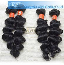 Aliexpress Hair Machine made virgin indian remy hair,KBL new cheap virgin indian hair