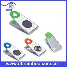 Plastic fridge Magnet spring Clip for Promotion