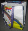 Hottest recycle pet shopping bag