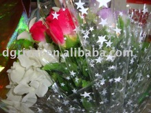 transparent flower wrapping film
