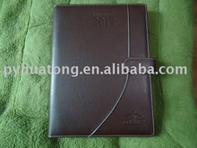 2014 leather organizer agenda