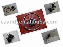 CE-approved 48v500w front electric bicycle kit