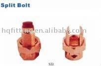 splt bolt copper