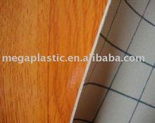 "Printed PVC vinyl flooring for indoor use 72"" 79"" 0.35-0.7mm"