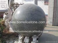 Crystal Ball Stone Sphere