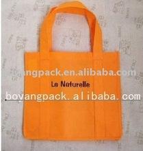 recycle fashionable nylon shopping bag
