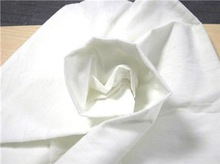 """20s,60*60,58"""" White Cotton Fabric For Pocket / Garment"""