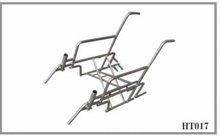 Mg alloy wheelchair frame