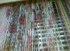 curtain, printed string curtain