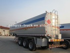 48m3 Fuel Delivery Tank Truck Trailer Made in China