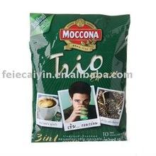 Three Side Sealed Coffee Bag